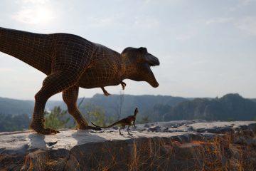 daemonosaurus & trex